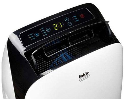 کولر گازی پرتابل فکر مدل Prestige I AC 9 Mobil Klima